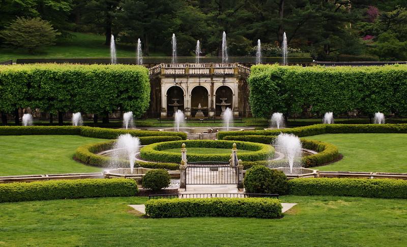 CCC104-11 - Fountain Garden