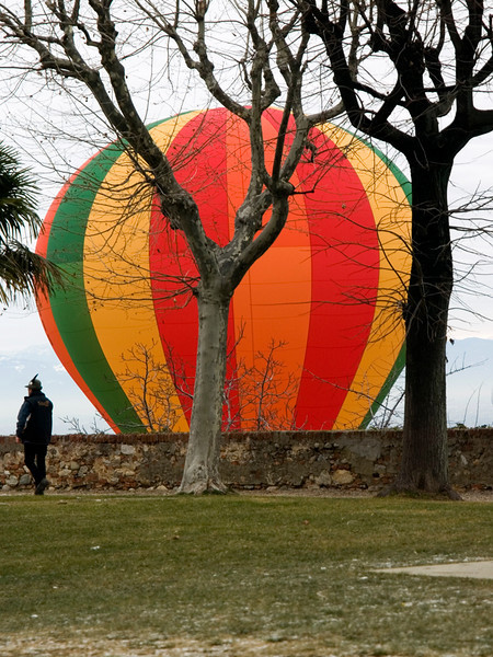 CCC79-12 - Orange Balloon by stego