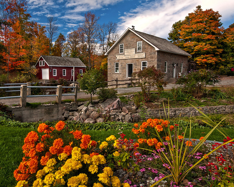 CCC79-28 - Autumn at Morningstar Mill by cup4tml