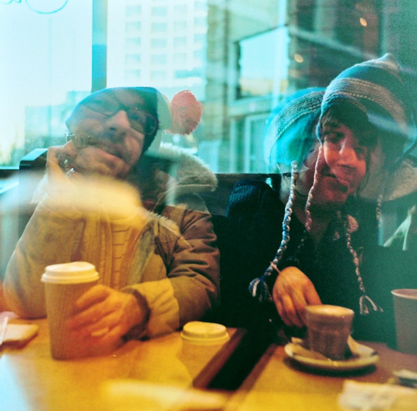 CCC83-30 - Double Exposure, There's Four People by World Travla
