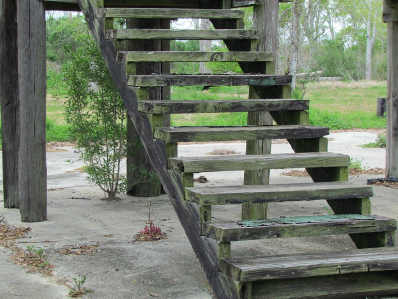 CCC84-10 - Stairway to Nowhere by Bayou Lady