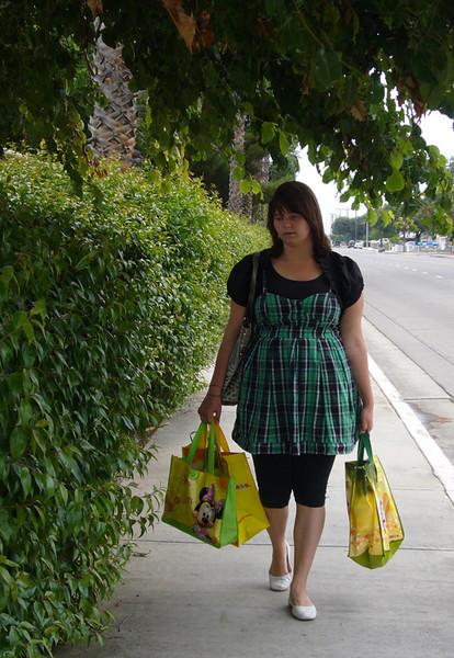 CCC87-04 - Green Walk by herhot1