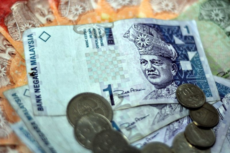 CCC90-10 - Malaysia Currency by malaysiaguy