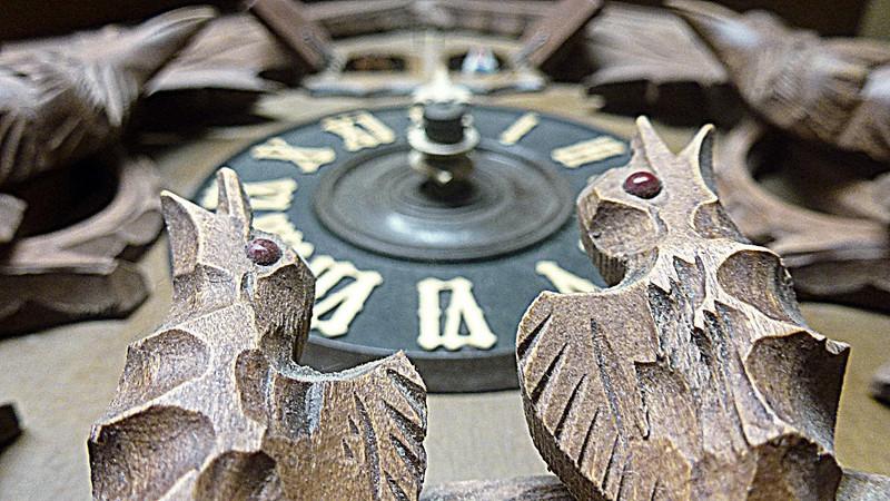 CCC92-10 - Cuckoo Clock by DiabloDeb