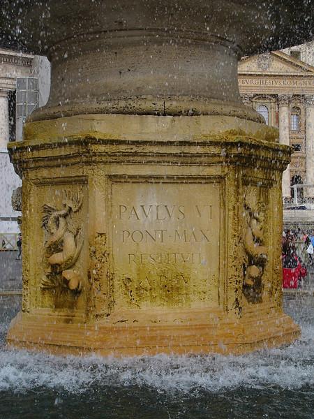 CCC98-06 - Ramonorum Unda (Roman Water)