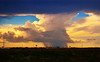 CCC99-38 - Storm Over the Rio Grande