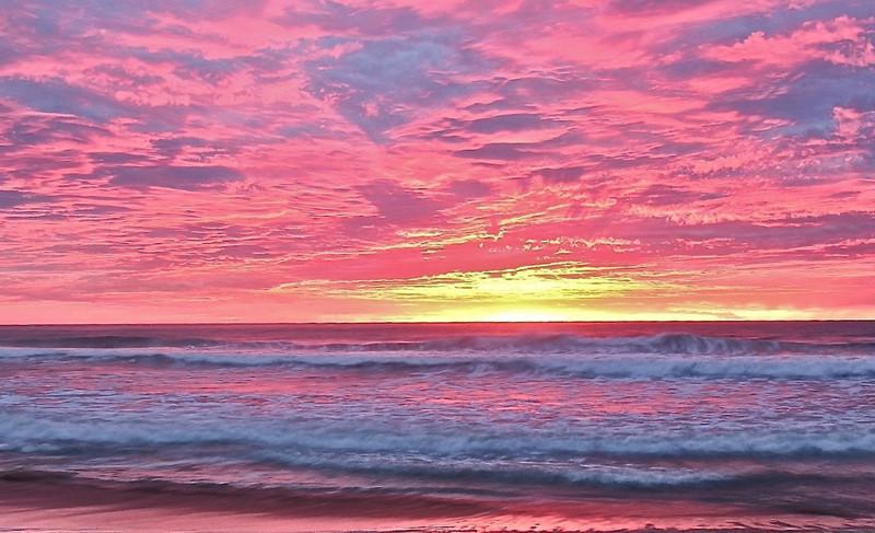 CCC99-44 - Turrimetta Beach Sunrise