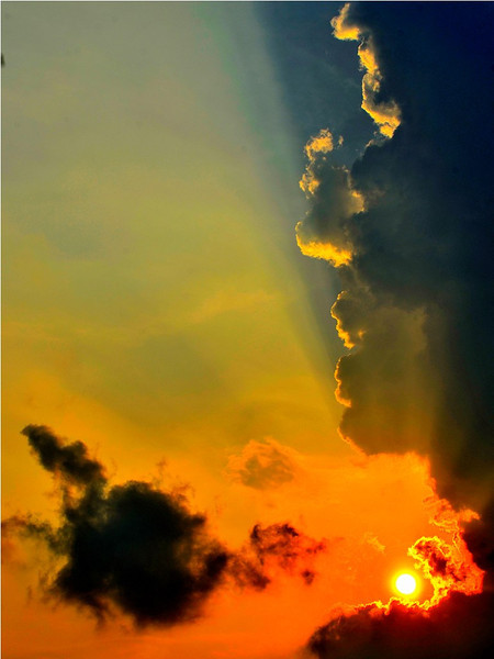 CCC99-25 - Sun & Sky