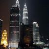 Modern Kuala Lumpur Skyline