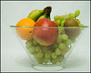Bowl O Fruit by Msnow