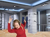 Retro Modern Dance Studio by Msnow