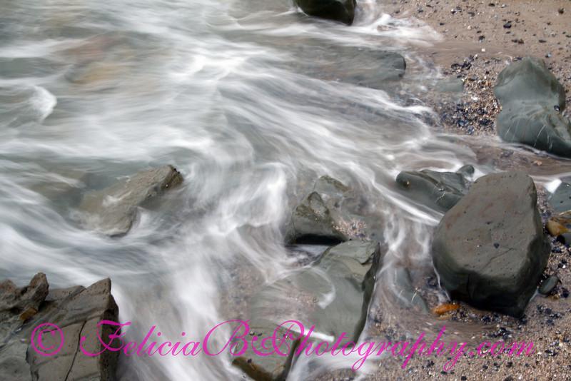 Water on Rocks - Field Trip