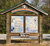 Description - Birding Trail <b>Title - Lovers of Loxahatchee</b> 2nd Place <i>- Leonard Hellerman</i>