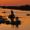 Description - Sunset Fishing at Lox South <b>Title - Sunset Fishing at Lox South</b> Honorable Mention <i>- Margaret Puente</i>