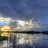 Description - Sunset <b>Title - The Calm After the Storm</b> 3rd Place <i>- Ashley Machulak</i>