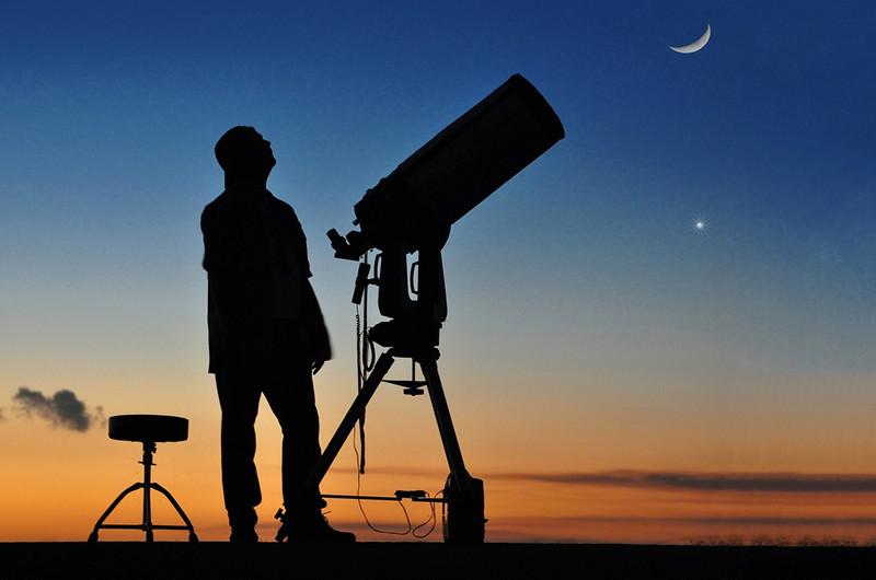 Description - View of Night Sky <b>Title - Star Party</b> 1st Place <i>- Meg Puente</i>