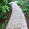 Description - Brick Paver Pathway <b>Title - Walk Of Honor</b> <i>- Barry Mintzer</i>