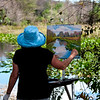 Description - Artist's View of the Marsh  <b>Title - Just What I See</b> Honorable Mention <i>- Adrienne Bergen</i>