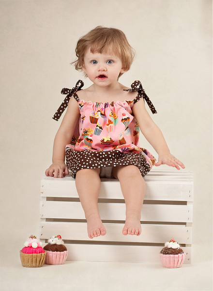 Michelle Albright (3030-1) - Baltimore, MD August 11, 2011 - Most gorgeous blue eyes I\'ve been photographing this cutie since birth & she\'s always a favorite! (Toddler Entry)<br><br><br>Please help us choose the most adorable cuties to be our models at the Creative Edge Kids show in your area. This is a fun contest open to all photographers and is solely meant to find Americas cutest kids for a live model shoot with Sandy Puc. Simply review the images in the galleries below and leave a comment to vote in favor of the child. Remember you are voting on the child and not the photographers technique.