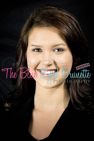 2013 Miss North Gaston Contestant Headshots