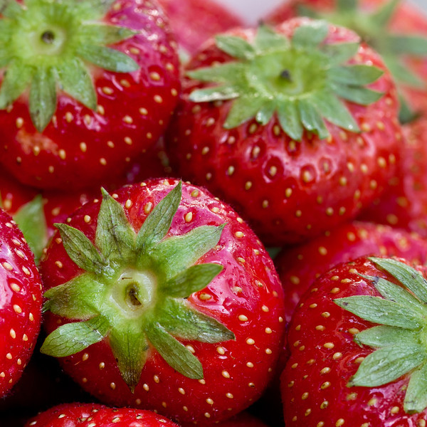 """08 Strawberries  My dad always loved strawberries but this season they were his daily special dessert as he preferred them to any other kind of fruit now. He liked them best """"in a square glass bowl, with sugar and a small fork"""". Gradually that phrase became a classic in our family."""