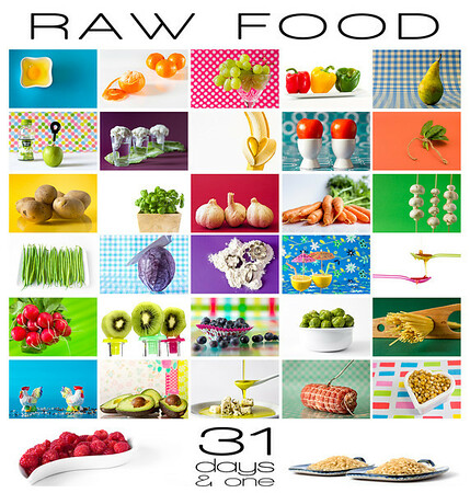 30 days of Raw Food