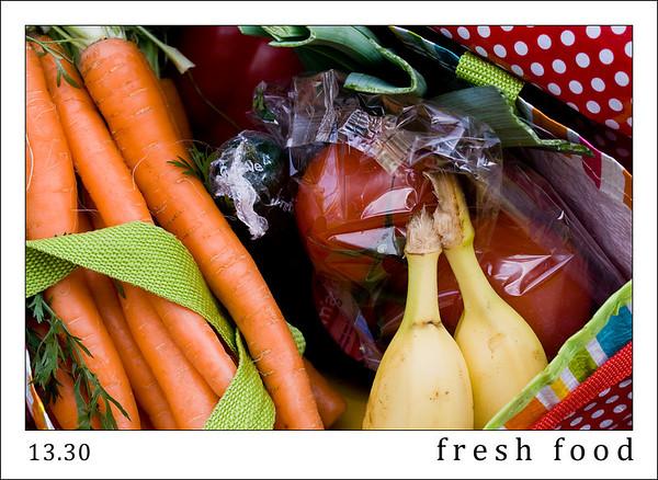 13.30 - fresh food
