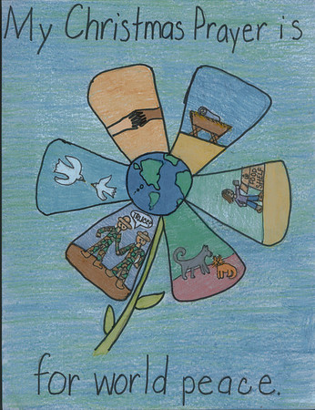 2009 Christmas Poster Contest