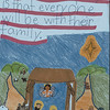 Honorable Mention<br /> Nora Zvanovec<br /> 3rd Grade