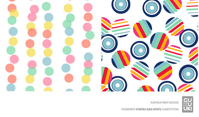 TIGERPRINT Spots Design