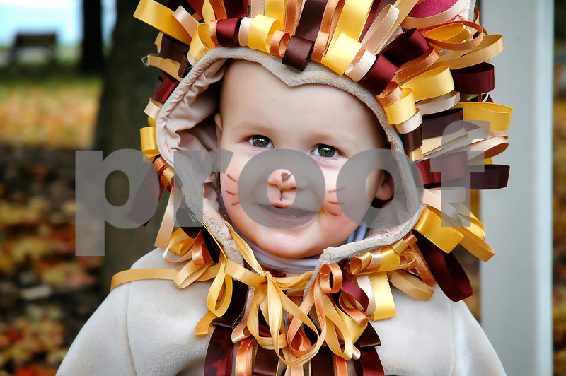 Happy Halloween Lion
