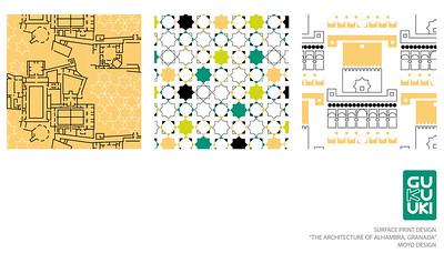 MOYO Alhambra Design