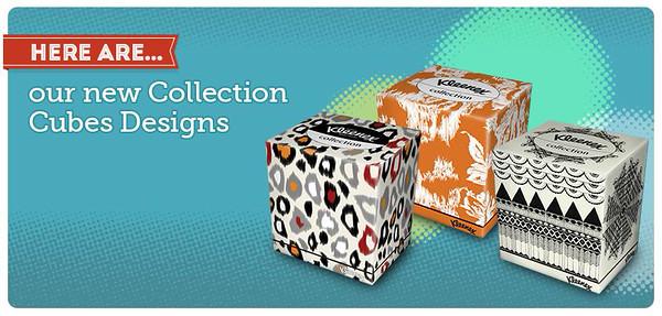 TALENHOUSE & KLEENEX - Ikat Floral winner boxes