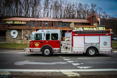 2 Car MVA, Annsville Circle 12-14-14