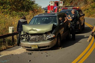 2 Car MVA, Bear Mountain Bridge Rd. 10-10-14