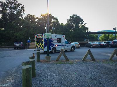 Mutual Aid Railroad Evacuation, 7-19-14