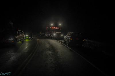 Single Car PIAA, Bear Mt. Bridge Rd., 9-25-14