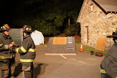 Ladders and Ventilation Drill