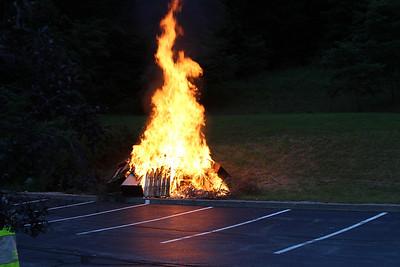 Live Burn, Garrison Station 2