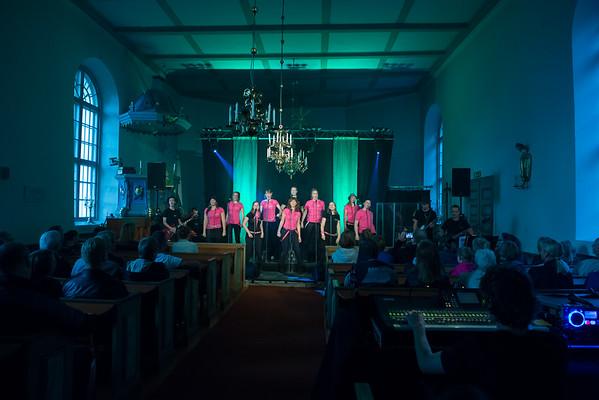 Scandinavie 2014 Concert 21 aug. Mellerud