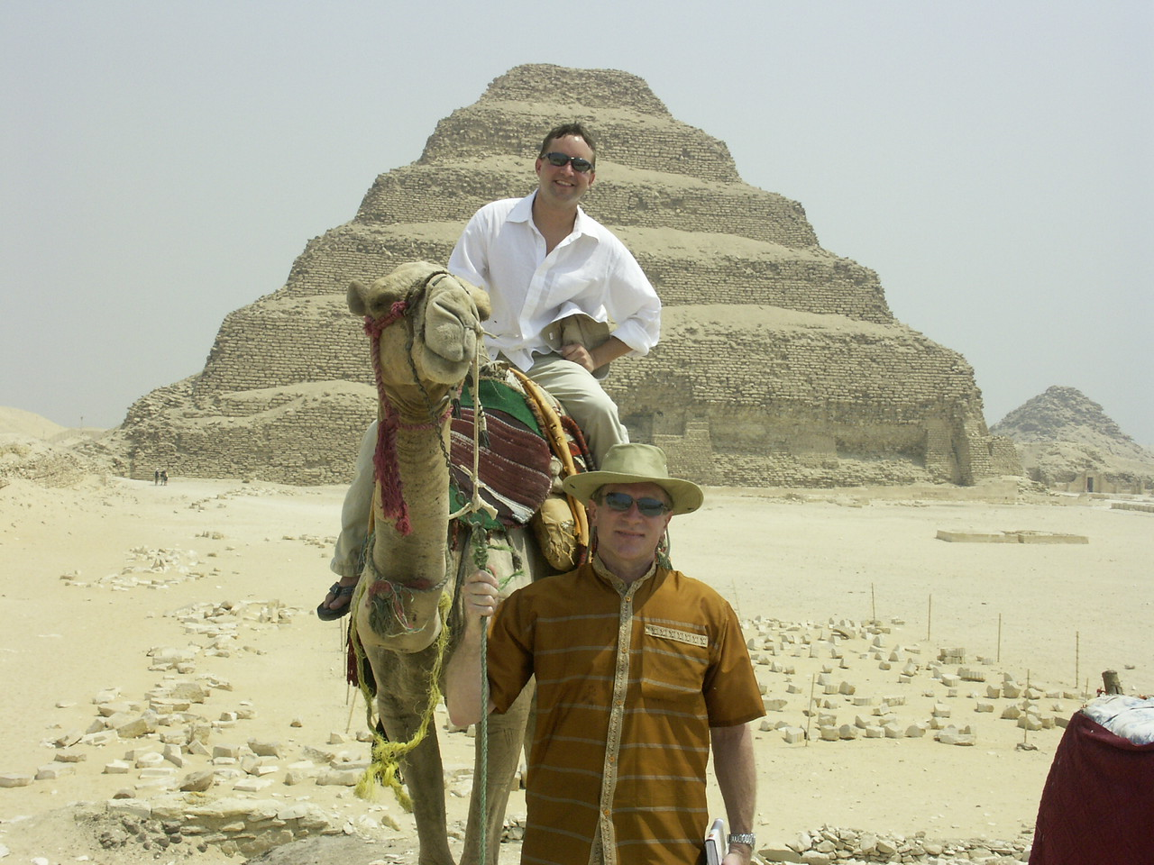 Egypt   : Pyramids