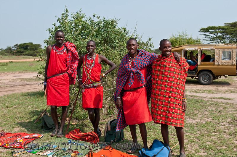 Masia Warriors (merchants)