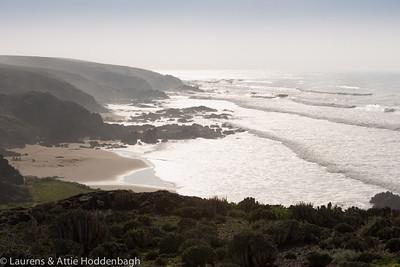 Coastline Sidi bou Ifedail