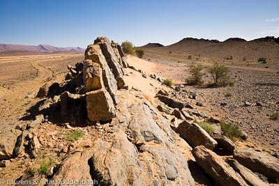 Rocks at N20