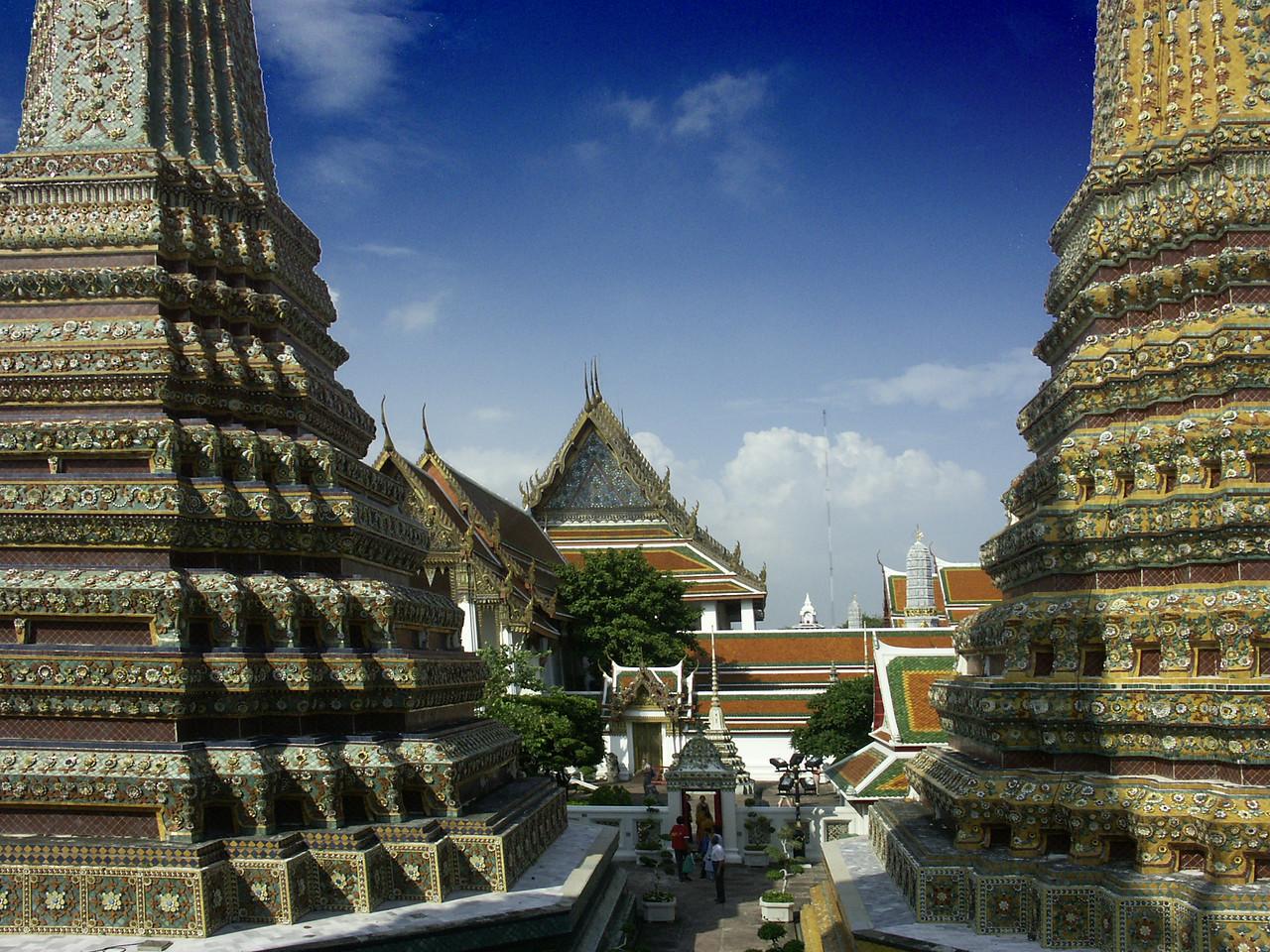 Bangkok, Thailand: Wat Pho