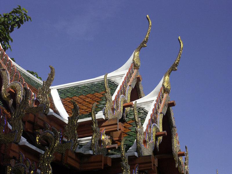 Bangkok, Thailand: Thai Architecture