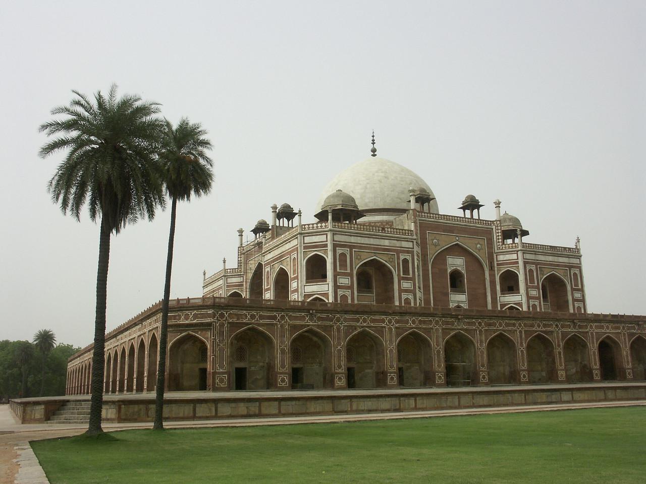 Delhi, India: Humayun's Tomb