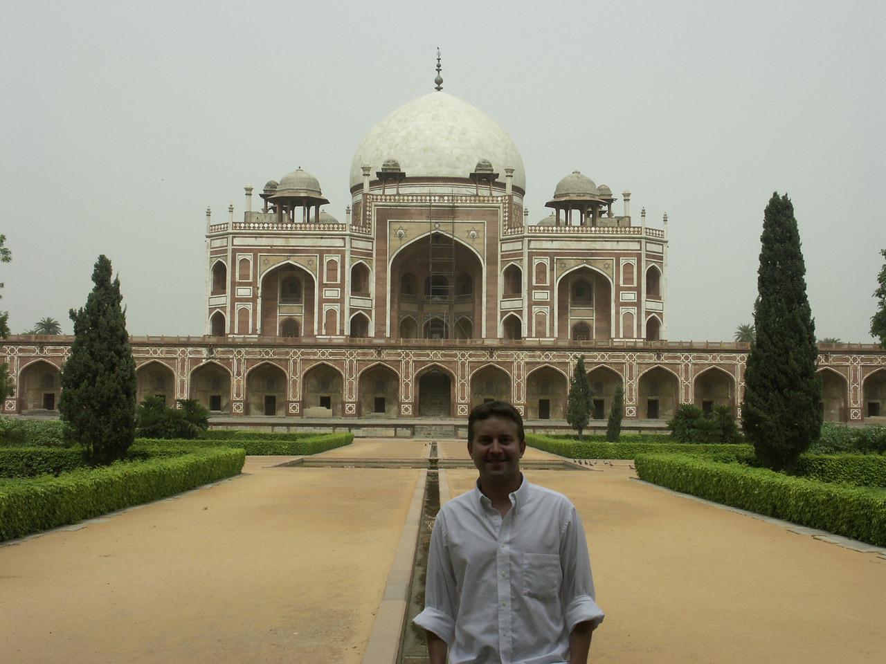Delhi, India Humayun's Tomb