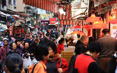 The Wet Markets of Hong Kong
