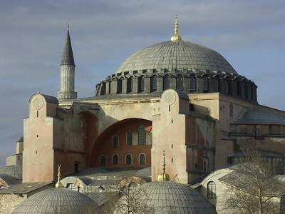Istanbul : Hagia Sophia